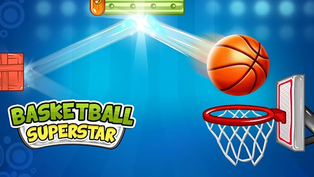 Basketball Superstar - Shoot Crazy Basket Hoops APK screenshot thumbnail 5