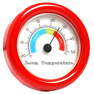 Room Temperature Live Meter For PC