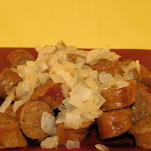 Sweet Onion Kielbasa