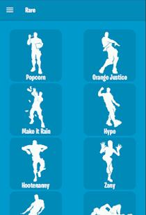 All Fortnite Dance Emotes