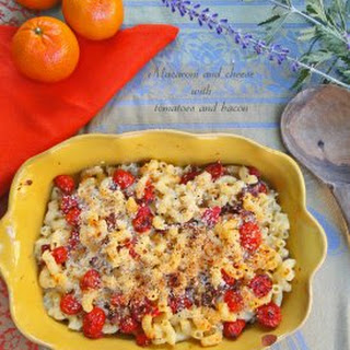 Macaroni And Cheese With Bacon And Tomatoes Recipes