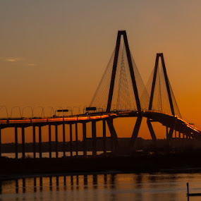 Arthur Ravenel Jr. Bridge by Daniel Gorman - Buildings & Architecture Bridges & Suspended Structures