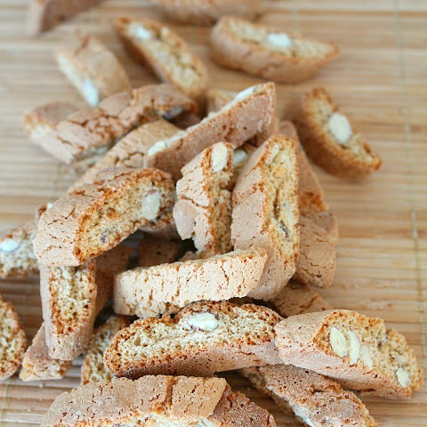 Simple Almond Biscotti