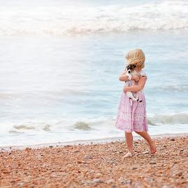Beach Life by Jude Stewart - Babies & Children Children Candids ( judithstewart, beach,  )