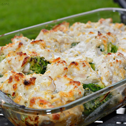 Chicken, Broccoli and Potato Casserole