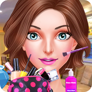 Fancy Makeup Beauty Salon