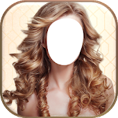 Hairstyle Beauty Photo Editor APK for Bluestacks