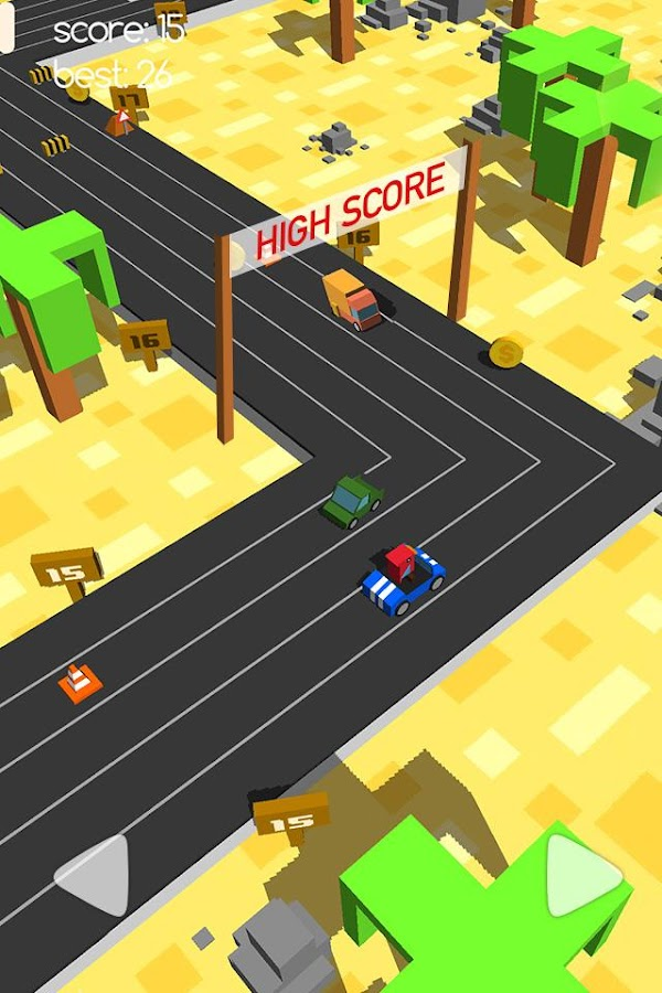 Lane Racer Screenshot 1