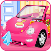 Game Super car wash APK for Kindle