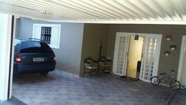 Casa residencial à venda, Beija-Flor, Uberaba - CA1431.