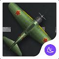 FIGHTER-APUS Launcher theme