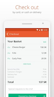App hellofood - Food Delivery APK for Kindle