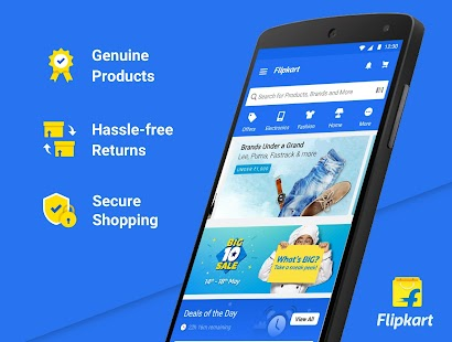 App Flipkart Online Shopping App APK for Windows Phone