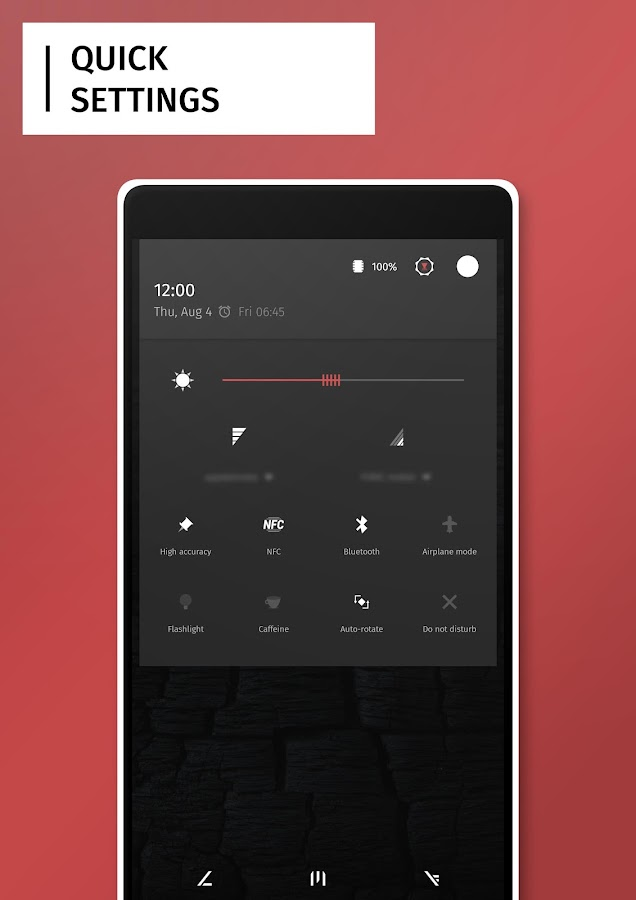 Coalfield CM13 Theme Screenshot 2