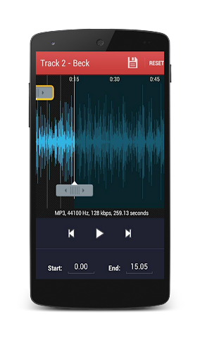 android Mp3 Cutter and Ringtone Maker Screenshot 19