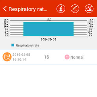 iCare Respiratory Rate Pro Screenshot 9