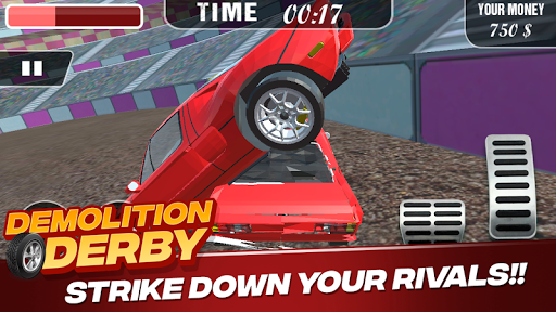 Demolition Derby For PC