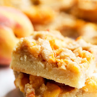 Peach Dessert Bar Recipes