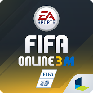 Meet with the world's best mobile football games.EA SPORTS ™ FIFA ONLINE 3 M APK Icon