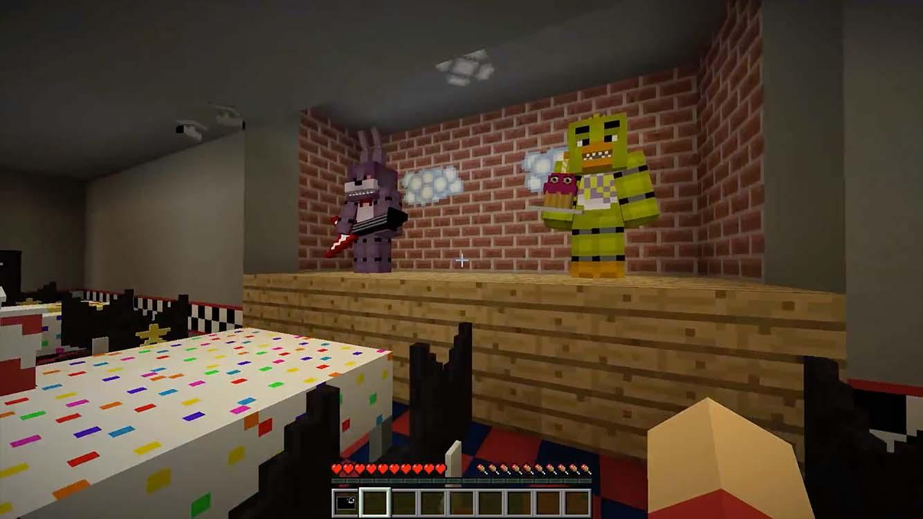 FREDDY FAZBEAR FOR MINECRAFT Screenshot 6
