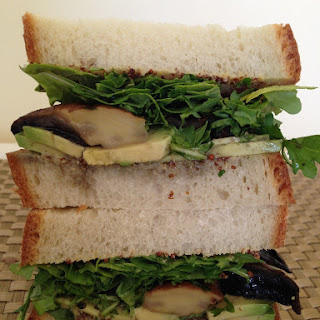 The Best Vegan Sandwich