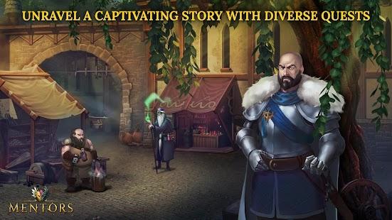 Mentors: Turn Based RPG Strategy