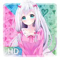 Free Anime Girl Wallpapers And GIFs APK for Windows 8