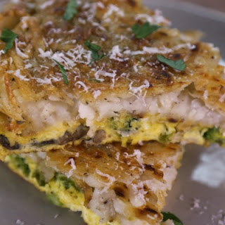 Leek Potato Hash Browns Recipes