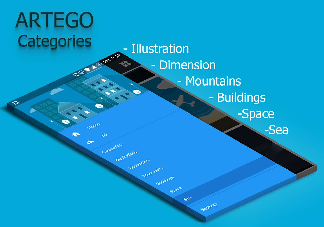 ARTEGO Walls Screenshot