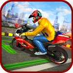 New Sports Bike Parking - Bike Simulator 2018 Icon