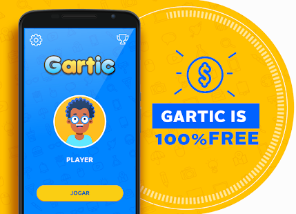 Game Gartic APK for Windows Phone