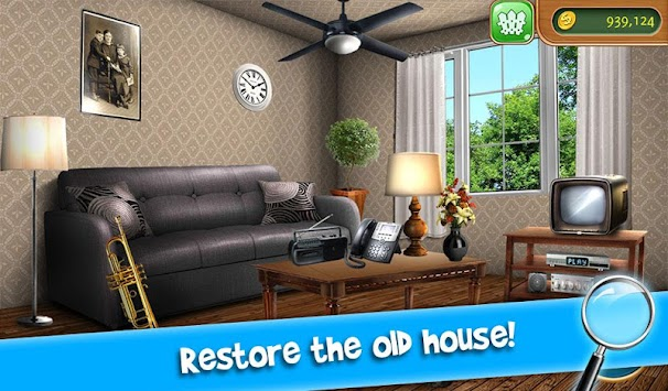 Hidden Object - Home Makeover APK screenshot thumbnail 5