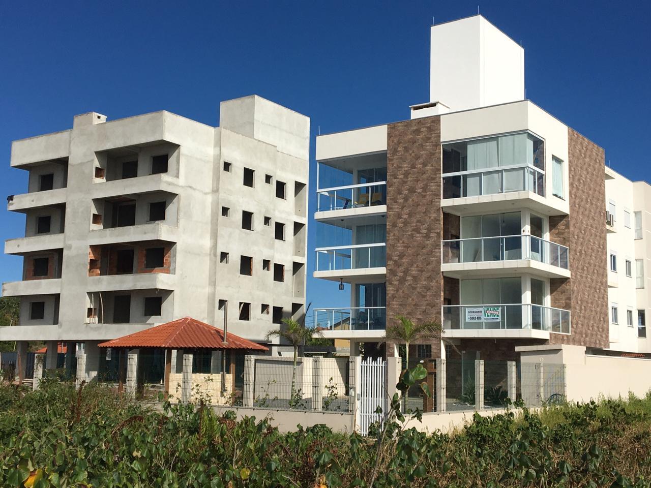 Apartamento em Itapoá,  3 dormitórios à venda, 109 m² por R$ 548.000 - Rio Gracioso - Itapoá/SC
