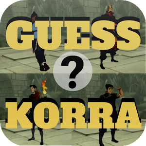 Download Guess Avatar Korra Characters For PC Windows and Mac