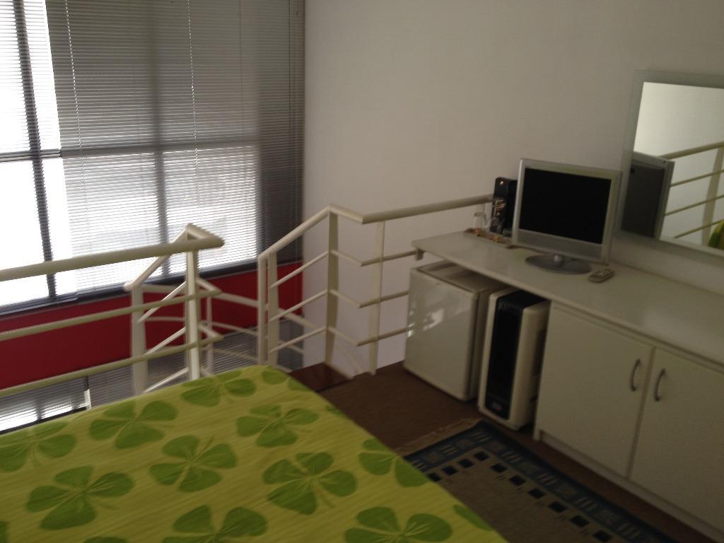Loft 1 Dorm, Jardim Paulista, São Paulo (LF0050) - Foto 9