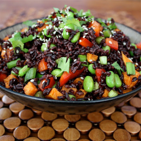 "Forbidden Rice ""Superfood"" Salad"