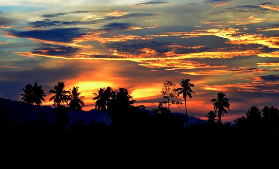 beautiful sky by Jais Rauf - Landscapes Sunsets & Sunrises