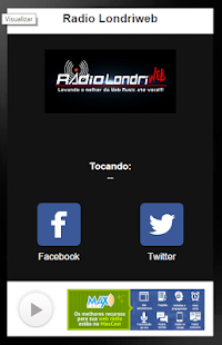 Radio Londriweb - screenshot