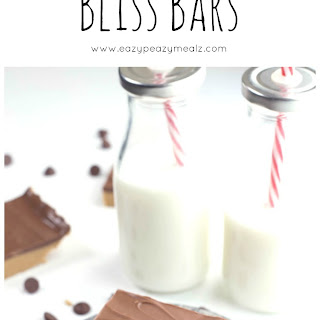 Peanut Butter Bliss Bars + Make Your Own Road Trip Snacks