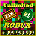 Unlimited Robux and Tix For roblox Prank APK for Kindle Fire