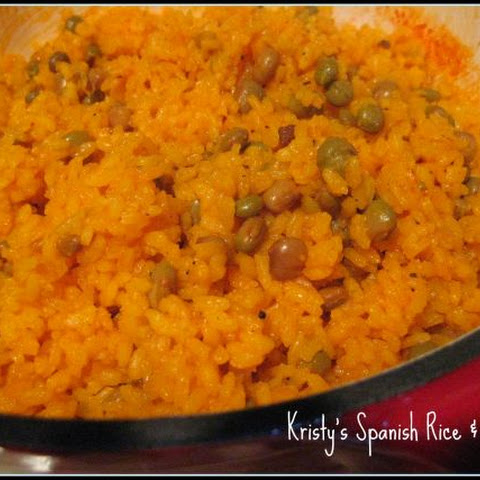 Kristy's Spanish Rice and Beans