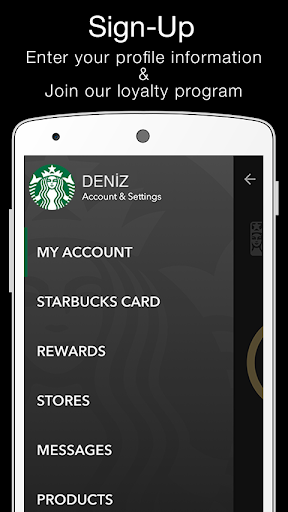 Starbucks Turkey screenshot 2