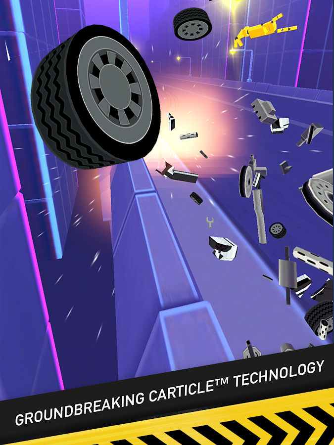 Thumb Drift - Fast & Furious One Touch Car Racing Screenshot 10