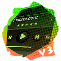 Fluorescent PlayerPro Skin APK for Kindle Fire