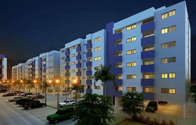Apartamento residencial à venda, Alto do Mateus, João Pessoa