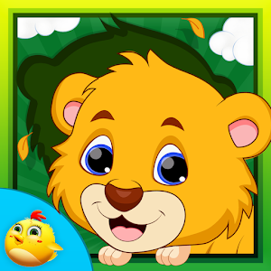 Preschool Zoo Puzzles For Kids