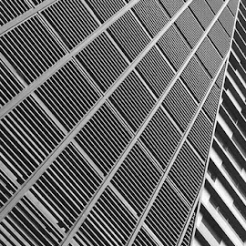 Minimalist by Edwin Pfim - Abstract Patterns