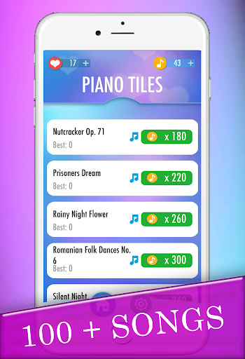 Piano Tiles Game For PC
