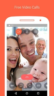 Tango - Free Video Call & Chat for Lollipop - Android 5.0