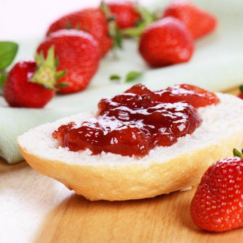Old-Fashioned Strawberry Preserves